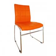 Bellagio Dining Chair Orange