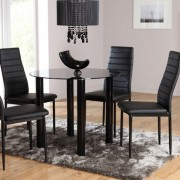 Moschino Dining Chair Sale Black
