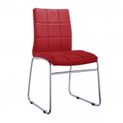 Bellagio Dining Chair Red