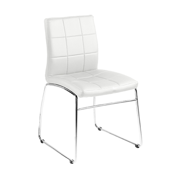 Bellagio Dining Chair White