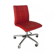 Bellagio Office Chair Red