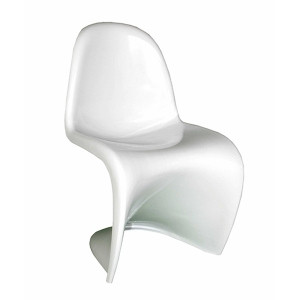 Dining chairs dining chairs nz smooch collection for Panton chair fake