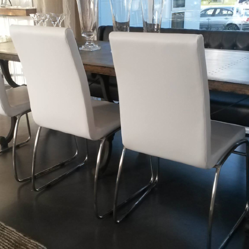 Hvar Dining Chair White