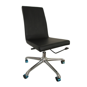 Hvar Office Chair Black