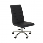 Moschino Office Chair Black