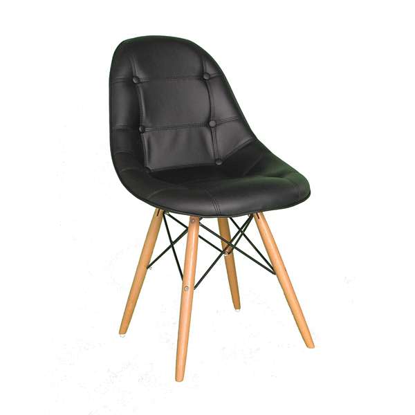 Utah Chair Black