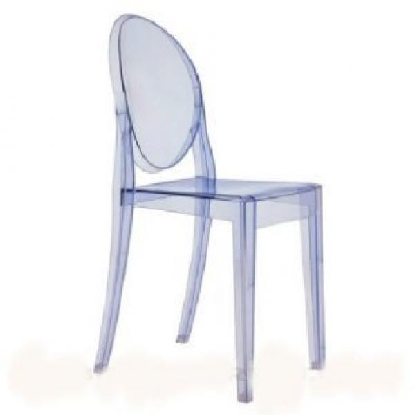 Gentil Ghost Chair Tinted; Ghost Chair Colours
